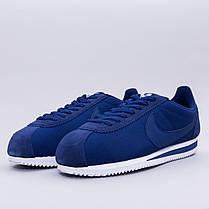 456a3bb1 Мужские кроссовки Nike CLASSIC CORTEZ NYLON Blue 807472-407 купить в ...