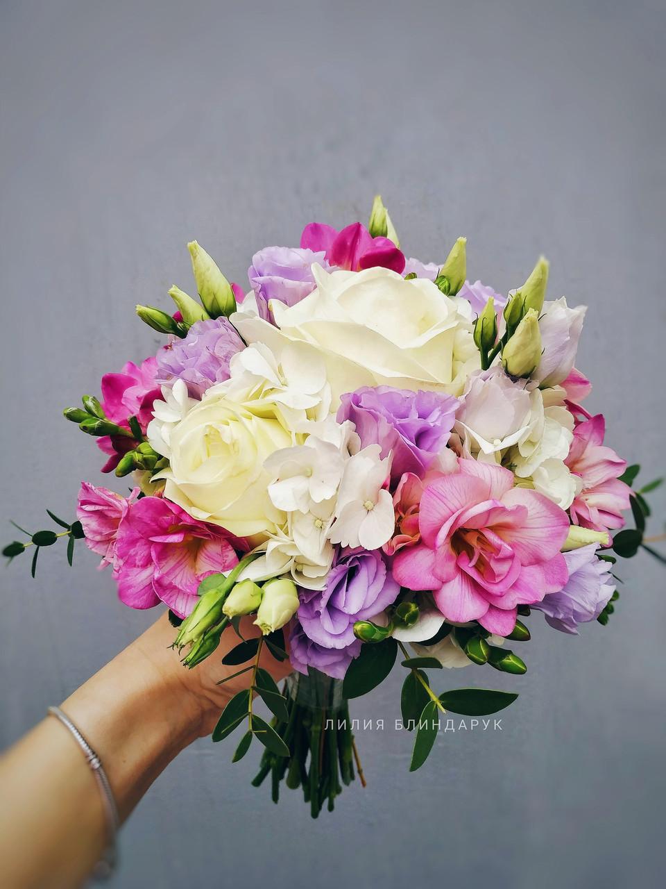 Букет невесты #59