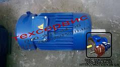 Крановые электродвигатели MTF, MTH