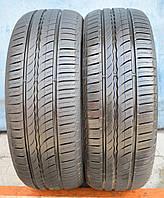 Шины б/у 205/60 R15 Pirelli Cinturato P1, ЛЕТО, пара, 6,5 мм