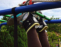 Крюки на ноги инверсионные, антигравитационные ботинки для турника Onhillsport Comfort (OS-6304), фото 1