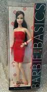 Коллекционная кукла Барби Базовая модель /Barbie Basics Model №3 Collection RED, фото 8