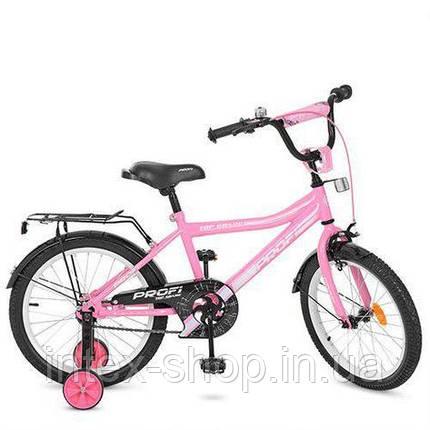 """Велосипед двоколісний Top Profi Grade 18"""" Рожевий (Y18106), фото 2"""