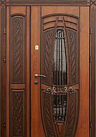 Двери Элит 2 - ковка №15, патина