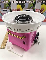 Аппарат для приготовления сладкой ваты Cotton candy maker сахарная вата