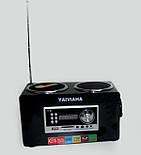 Портативная MP3 Колонка YM 5056 USB FM am, фото 2