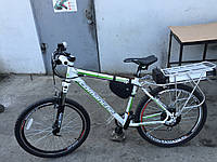 Аккумуляторный велосипед Comanche Tomahawk задний привод 36 В, 500 Вт