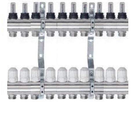 Коллекторная система на 10 выхода ECO 001С