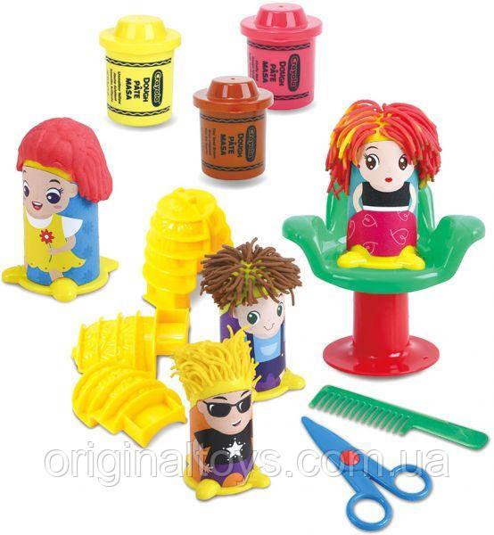 Набор для творчества и пластилин Стилист Crayola Hair Stylist