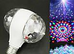 Диско Лампа Вращающаяся LED Lamp Ball 2015 1, фото 4