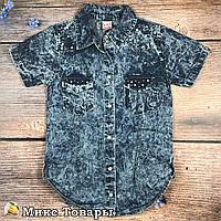 4a842b788b4 Джинсовая рубашка оптом в Украине. Сравнить цены