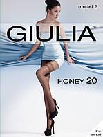"""Колготки женские""""GIULIA"""" Honey  20 Den Украина"""