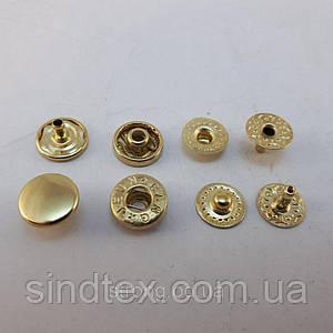 Кнопка VT-2 10мм Золото 720шт