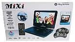 Портативный DVD Плеер 7 MX 7016 Mixi am, фото 3