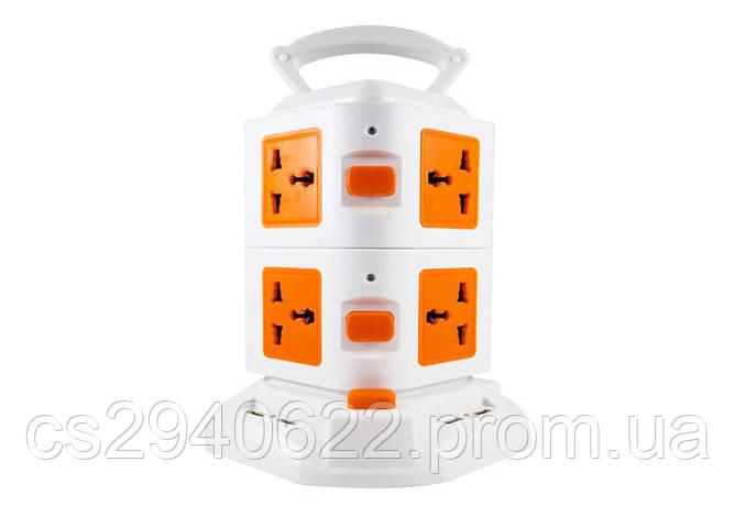 Сетевой Фильтр Sockets Vertical Secure am