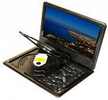 Портативный DVD Плеер 999 USB Game TV 9,5 дюймов, фото 3