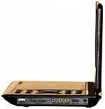 Портативный DVD Плеер 999 USB Game TV 9,5 дюймов, фото 4