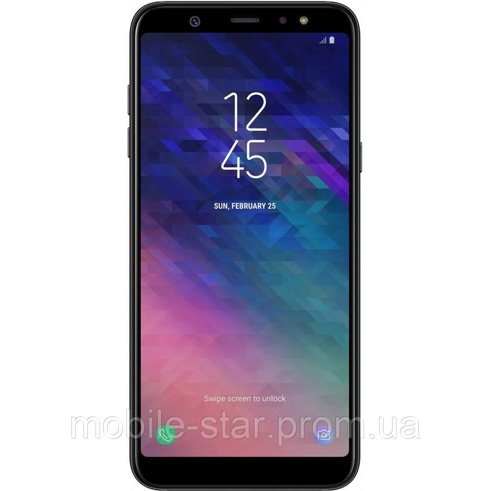 Samsung A6 + 3/32 (A605) black