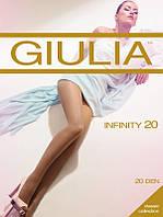 """Колготки женские ТМ """"GIULIA"""" Infinity 20  Den (от 3 шт)"""