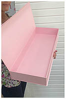 Коробка на магнитах 65*25*8 см со вставкой