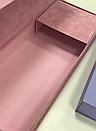 Коробка на магнитах 65*25*8 см со вставкой, фото 3