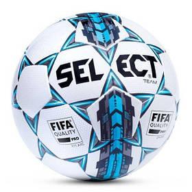 Мяч футбольный SELECT TEAM FIFA(W)