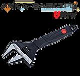 Ключ розвідний з тонкими губами 165мм, 0-34мм CrV Ultra (4100112), фото 3