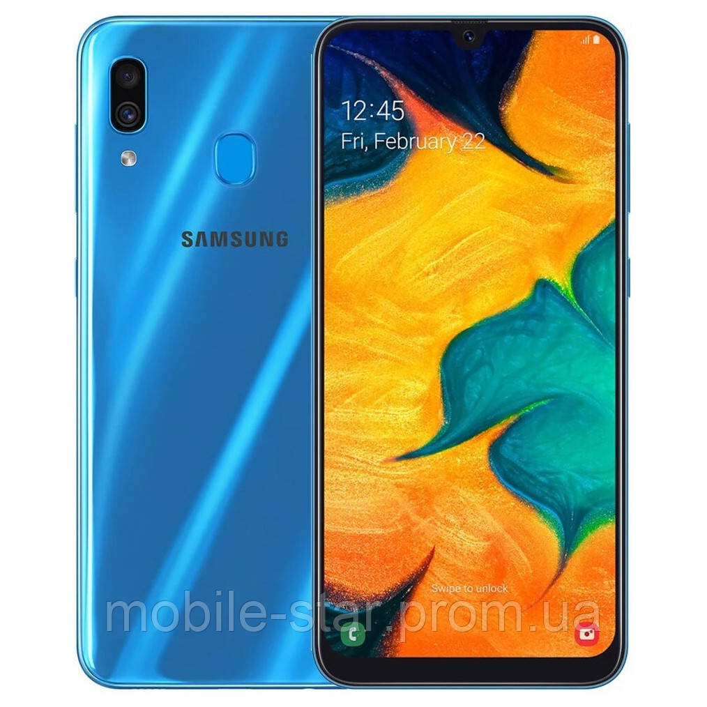 Samsung A30 3/32 2019 (A305) blue