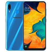 Samsung A30 3/32 2019 (A305) blue, фото 1