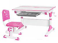 Комплект парта трансформер Alberto + стул Evo-301, 4 цвета, фото 1