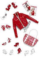 Набор одежды и аксессуаров №2 Красная коллекция / Look No.02 — Collection Red