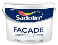 """Краска FACADE для минеральных фасадов (5 л.)""""Sadolin"""""""