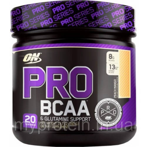 "Optimum Nutrition Бца PRO BCAA (390 g ) -  Интернет - магазин ""MyProtein"" в Ржищеве"