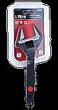 Ключ розвідний з тонкими губами 215мм, 0-39мм CrV Ultra (4100122), фото 4