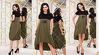 Жнское модное платье  РО3090, фото 1