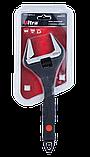 Ключ розвідний з тонкими губами 255мм, 0-50мм CrV Ultra (4100132), фото 4