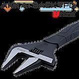 Ключ разводной с тонкими губками 310мм, 0-60мм CrV Ultra (4100142), фото 3