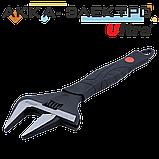Ключ розвідний з тонкими губами 310мм, 0-60мм CrV Ultra (4100142), фото 2