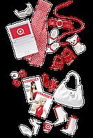 Набор одежды и аксессуаров №1 Красная коллекция / Look No.01 — Collection Red