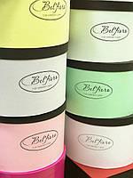 Коробки для цветов с логотипом - комбинированные