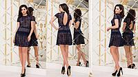 Женское модное платье  РО3040, фото 1