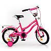 """Велосипед 2-х кол.детский Profi Star 14"""" розовый Y1493 Y1494, фото 6"""