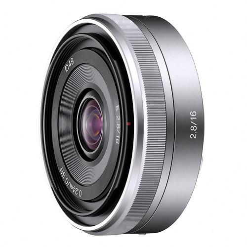 Об'єктив Sony SEL-16F28 16mm F2.8 Гарантія виробника ( на складі )