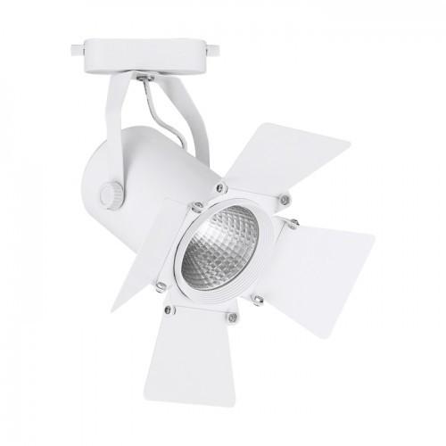 Світлодіодний світильник трековий AL-110 20W 4000К білий Код.59536