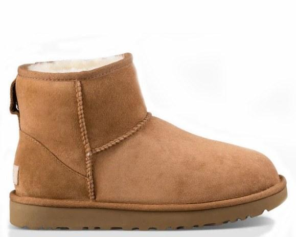 "UGG CLASSIC MINI II BOOT ""CHESTNUT"" Арт. 1524 (Уценка)"