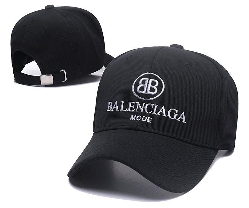 "Кепка Balenciaga Mode Cap ""Black"" Арт. 3902"