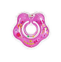 Круг для купания Kinderenok Baby girl (204238_026)