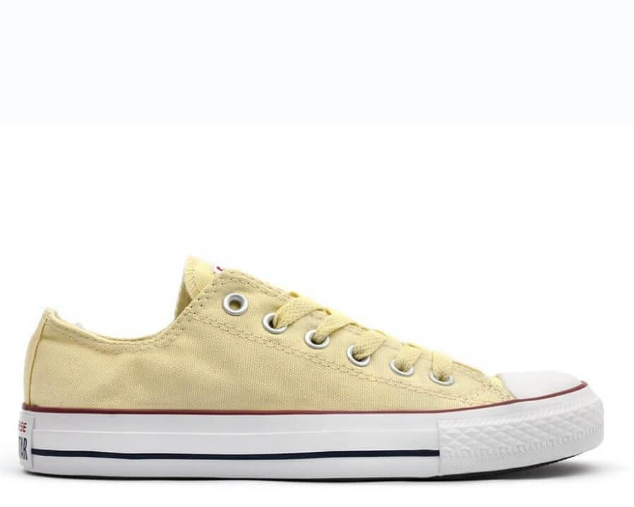 "Кеды Converse Chuck Taylor All Star Low ""Cream"" Арт. 1843 (Брак)"