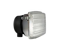Фара рабочего света Wesem Zetor LPR 8.27179 H3 184x102/ стекло сеткой+рамка+пыльник/ рабочий фонарь
