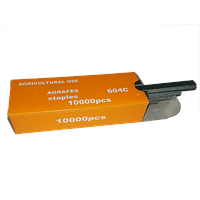 Комплект скоби для степлера подвязочного (10000 шт ) Verdi